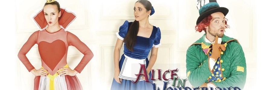 Melbourne City Ballet Alice in Wonderland