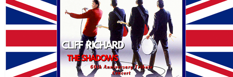 Photo from The Best of Cliff Richard & The Shadows Show //Facebook