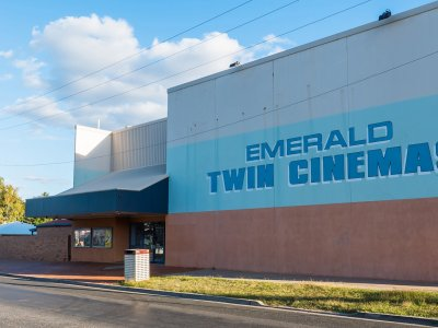 Emerald Cinema - 3 minute walk