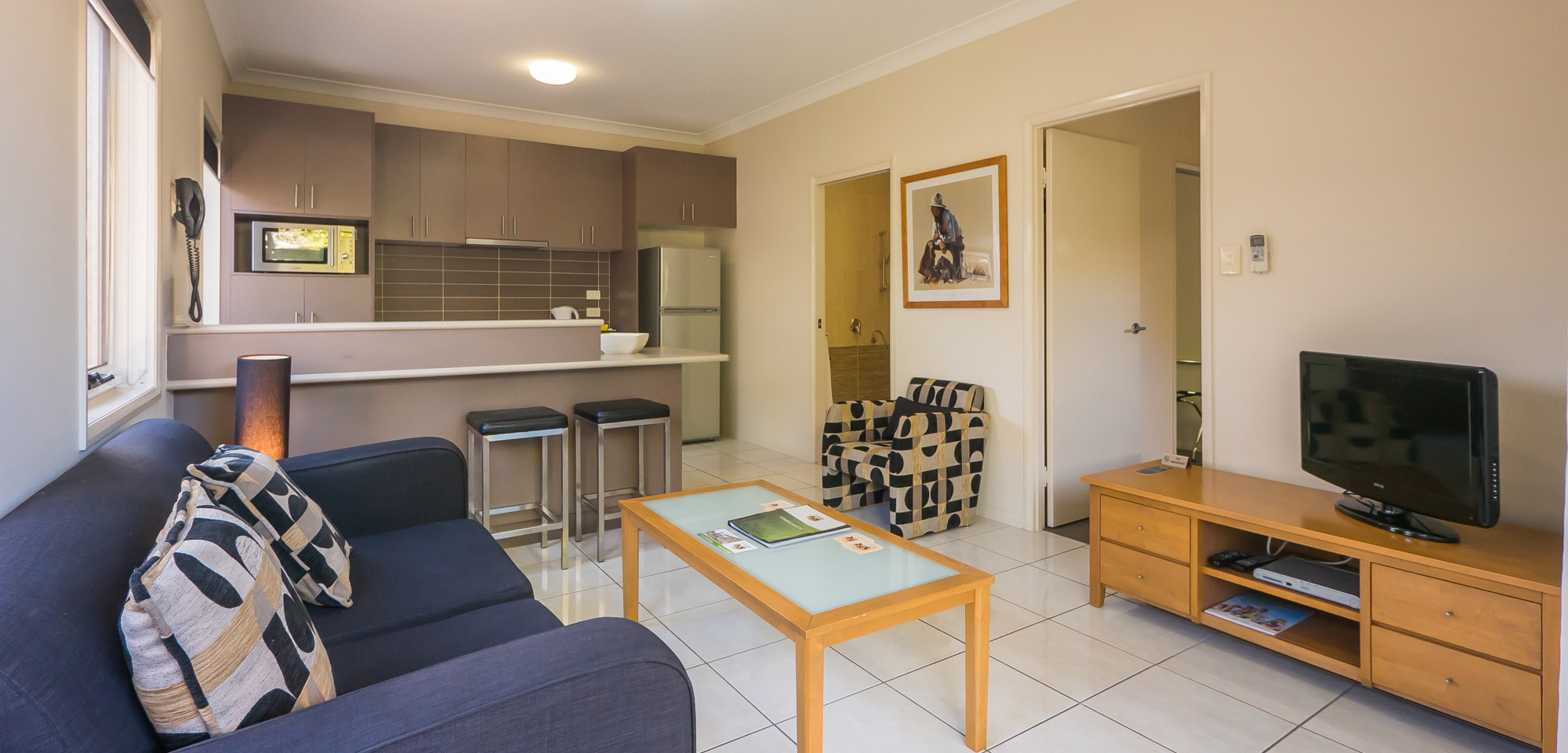 Accommodation in Emerald QLD